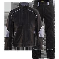 Flammschutz- und Schweißerschutzkleidung