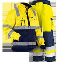 Îmbrăcăminte de protecţie