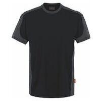 T-shirt Contrast Performance Noir