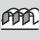 Type af værktøjsopbevaring Indstikslommer