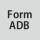 Form ADB