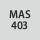 Spændebolt-standard MAS 403