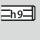 Skaft Tre-spændefladeskaft med h9