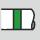 Farbring grün