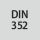 Norm DIN 352