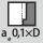 Eingriffsbreite a<sub>e</sub> bei Fräsoperation 0,1×D bei Besäumen