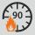 Feuerwiderstandsfähigkeit 90