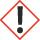 Gefahrstoffkennzeichnung GHS07 Achtung