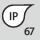 IP-Schutzart IP 67