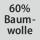 Gewebezusammensetzung 60% Baumwolle