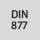 Norm DIN 877