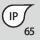 IP-Schutzart IP 65