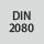 Aufnahme-Norm DIN 2080