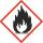 Gefahrstoffkennzeichnung GHS02 entzündbar