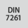 Norm DIN 7261