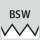 Gewindeart BSW