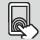 Handschuheigenschaft Touchscreen geeignet