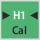 Kalibrierung H1