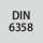 Norm DIN 6358