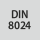 Norm DIN 8024