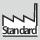 Standard Manufacturer's standard