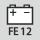 suitable battery - supplier / battery type / voltage Fein type E 12 V