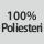 Kangaskoostumus 100% polyesteriä