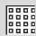Hoffmann perforated panel grid interval 9×9