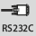Interface RS232C interface