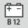 Geschikte accu – leverancier/accutype/spanning Bosch 12 V