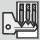 Încuietoare cilindrică Element modular de inserţie