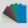 Kleuren RAL 9002, 7035, 7005, 7016, 6011, 5018, 5012, 5011, 5005, 3003