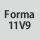 Forma 11V9