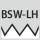 Tipo de rosca BSW-LH