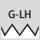 Tipo de rosca G-LH