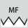 Tipo de rosca MF