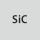Símbolo de medio abrasivo SiC
