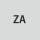 Símbolo de medio abrasivo ZA