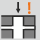 Empleo de taladro taladrado transversal con restricciones