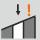 Empleo de taladro centrar inclinado con restricciones