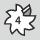 Número de filos Z 4