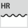 Perfil de fresado HR