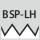 Tipo de rosca BSP-LH