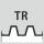 Tipo de rosca TR