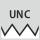 Tipo de rosca UNC