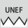 Tipo de rosca UNEF