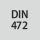 Ranuras según norma DIN 472