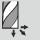 Dirección de aproximación Horizontal, inclinado y vertical