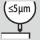 Natančnost krožnega teka ≤ 5