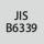 Norma asiento JIS B6339